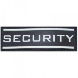 Patch Security Noir et Blanc HA-CW8992BL Patch en tissu