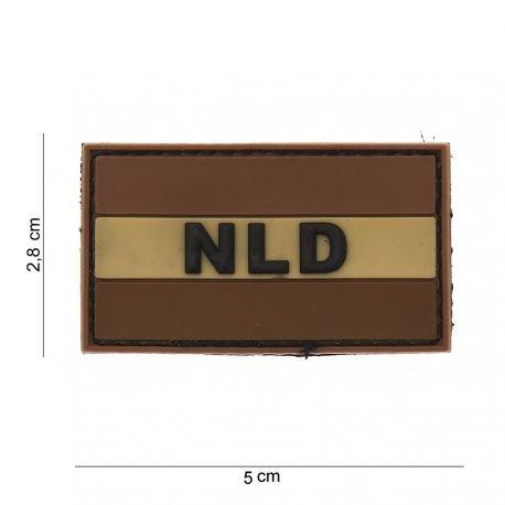 101 INC Patch 3D PVC Hollande Desert (101 Inc) AC-WP4441203545 Patch en PVC