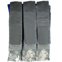 101 INC Taschenladegerät MP5 (x3) ACU (101 Inc.) AC-WP359804ATD Weiche Tasche