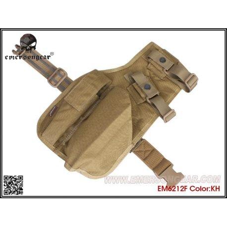 Emerson Holster Cuisse SMG / MP7 Desert (Emerson) AC-EMEM6212F Holster