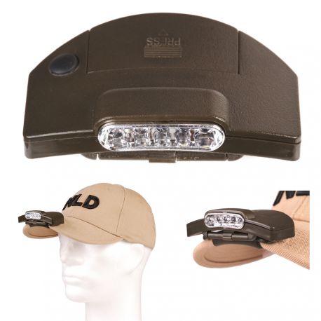101 INC Lampe pour Visiere LED OD (Fosco) AC-FC369337 Lampe