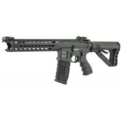 replique-G&G GC16 Predator Métal Battleship Grey w/Mosfet -airsoft-RE-GGS13010