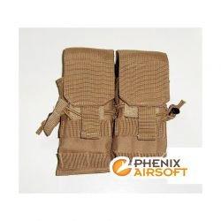 Tasca caricabatterie M4 (x2) Desert (101 Inc)