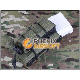 Emerson Pocket Charger TACO Pistole und M4 AOR2 (Emerson) AC-EMEM6346L Beutelpistole