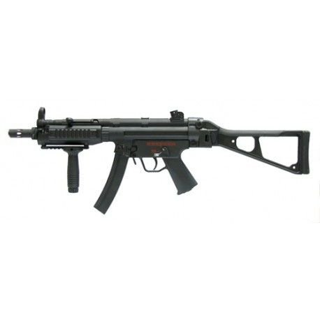 replique-Cyma MP5 RIS Blowback Full Metal crosse UMP CM049 -airsoft-RE-CMCM049
