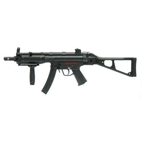 replique-Cyma MP5 RIS Blowback Full Metal crosse UMP CM049 -airsoft-RE-CMCM049
