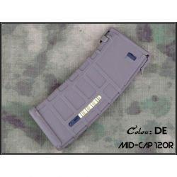 Cargador M4 PMAG 120 Bolas Desierto (Emerson)