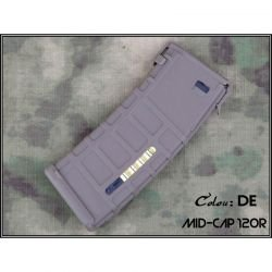 Emerson Chargeur M4 PMAG 120 Billes Desert (Emerson) AC-EMBD4202 Chargeurs