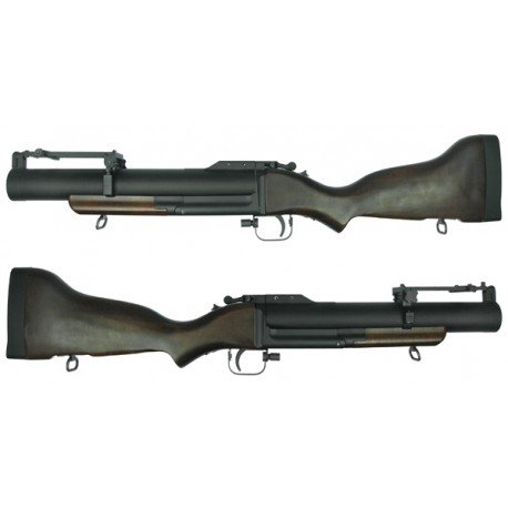 replique-KING ARMS LANCE GRENADE M79 -airsoft-AC-KACART04