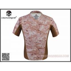 Emerson T-Shirt Camo Fastdry AOR1 (Emerson) HA-EMEM9167R1 Uniformes