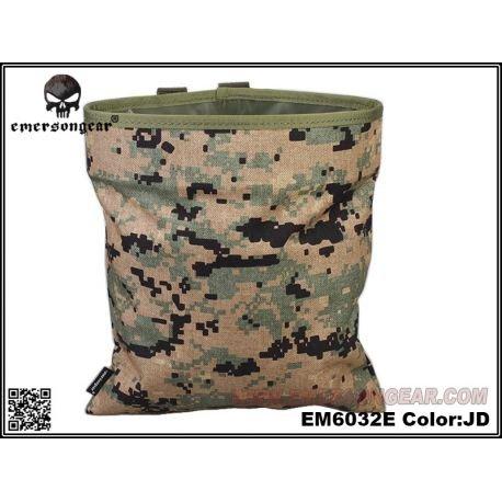 Emerson Emerson Poche Drop / Vide-Chargeur Marpat HA-EMEM6032E Poche Molle