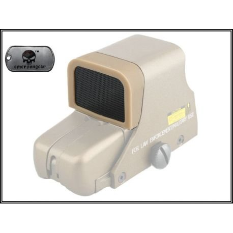 Emerson Kill Flash Anti-Reflet pour Eotech 551/552/553 Desert (Emerson) AC-EMBD5159A Red Dot / Point rouge