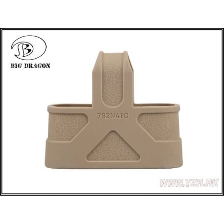 Emerson Magpull M14-AK / Mag Assist 7.62mm Desert (Emerson) AC-EMBD2365/HY272TN Chargeurs