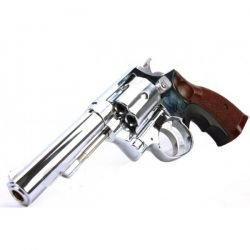 replique-Revolver Gaz M10 Chrome (HFC HG131C1) -airsoft-RE-HFHG131C1