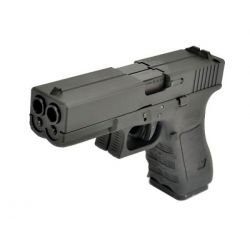 WE Glock 17 Dueller Noir