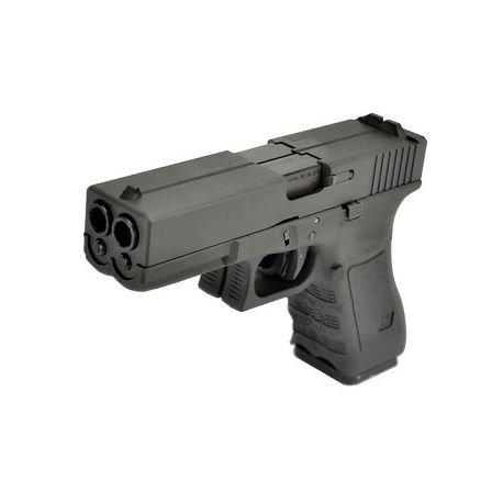 replique-WE G17 Dueller Gaz Noir -airsoft-RE-WEGGB0502TM