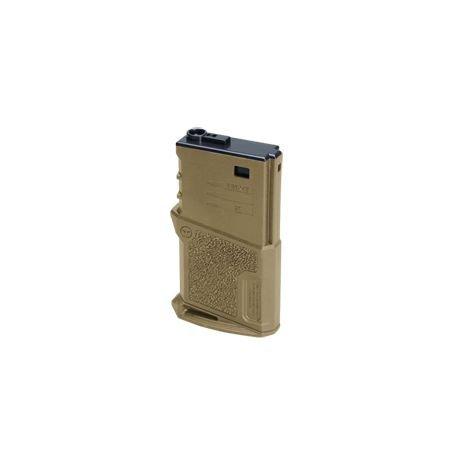 Chargeur M4 Amoeba Court 120 Billes Desert (Ares) AC-AR40088/AM4S120DE Chargeurs