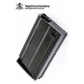 WE VFC Chargeur Scar-H 500 Billes Noir AC-VF9MAGMK17E500BK01 Scar Series
