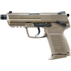 Heckler & Koch HK45CT Blowback Désert RE-UM26336 Pistolet à gaz - GBB