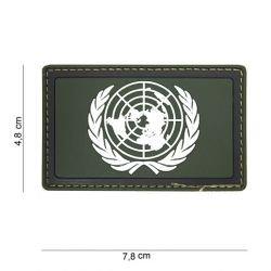 UN Weiß PVC 3D Patch & OD (101 Inc)