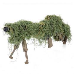 101 INC Ghillie / Camouflage pour Fusil Feuillage (101 Inc) AC-WP469275LG Uniformes