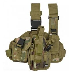 Holster-Plattform Oberschenkel Multicam Left Hand (101 Inc)