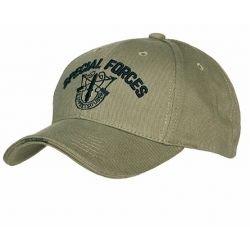 Fuerzas especiales de béisbol OD Cap (101 Inc)