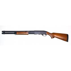 S & T M870 Holz und Metall
