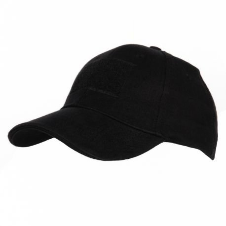101 INC Casquette Baseball Contractor Noir (101 Inc) HA-WP215167BK Uniformes