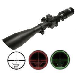 6-24x50 beleuchtete Blende mit Montageringen (Swiss Arms 263888)