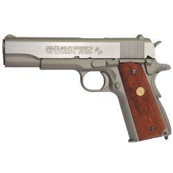 CYBERGUN Cybergun Colt M1911 MK.IV Série 70 Métal Co2 RE-CB180529 Pistolet à co2 - Co2