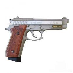 CYBERGUN Taurus PT92 Halb- / Vollhaaransatz Silber Co2 (Swiss Arms 210527) RE-CB210527 GBB-Replikate