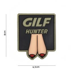 Gilf Hunter OD-Patch aus 3D-PVC (101 Inc)