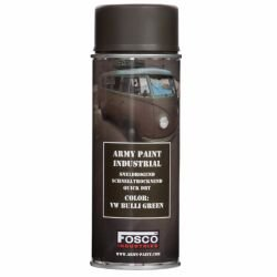 Pintura en aerosol / pintura en aerosol VW Bulli Green (Fosco)