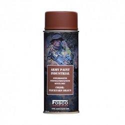 Spray / Bomb Paint Brown Flecktarn (Fosco)