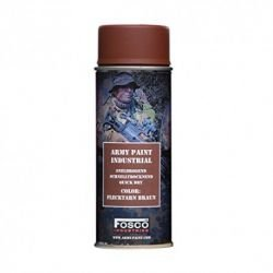 Spray / Bombe Peinture Marron Flecktarn (Fosco)
