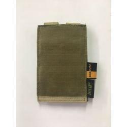 101 INC Poche Chargeur M4 Port Discret A-Tacs FG (101 Inc) AC-WP359952ATFG Poche M4 / M16
