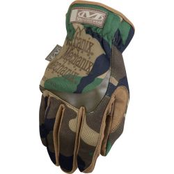 Gants Fast-Fit Woodland Taille S (Mechanix)