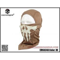 Elasthane Hood Ghost Desert & Fluo (Emerson)