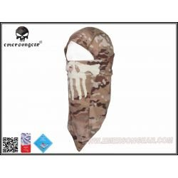 Cagoule Elasthane Ghost Multicam & Fluo (Emerson)
