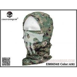 Ghost Hood aus Elasthan AOR2 & Fluo (Emerson)