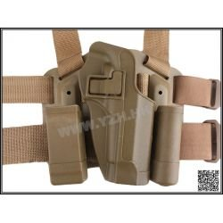 Emerson Emerson Holster Cuisse CQC P226 Désert AC-EMBD6089 Holster