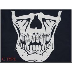 Bandana Ghost Fastdry C (Emerson) AC-EMBD6584C Chèche & Keffieh