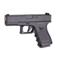 Galaxy G15 type G19 Full Metal Ressort RE-GAG15 Pistolet à ressort - Spring
