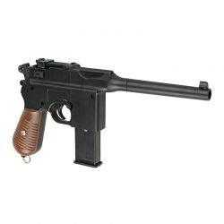 Pistolet Ressort Mauser M712 Metal (Galaxy G12) RE-GAG12 Répliques à Ressort