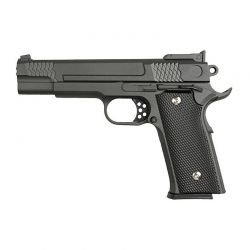 Galaxy G20 type Smith & Wesson M1911 M945 Full Metal Ressort RE-GAG20 Pistolet à ressort - Spring