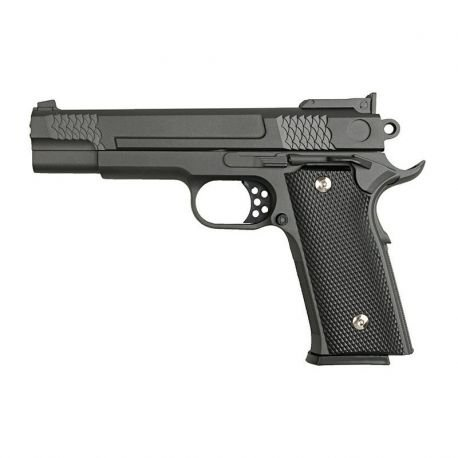 replique-Pistolet Ressort Browning M945 Metal (Galaxy G20) -airsoft-RE-GAG20