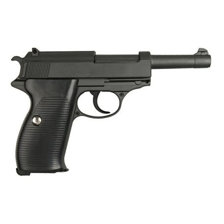replique-Pistolet Ressort Walther P38 Metal (Galaxy G21) -airsoft-RE-GAG21