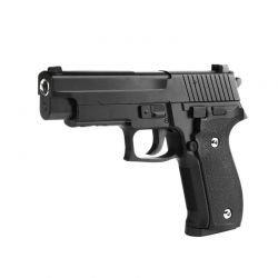 Arma de resorte de metal Sig Sauer P226 (Galaxy G26)