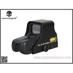 Emerson Point Rouge Holographique Eotech type 551 Noir (Element) AC-EX010/EMBD1409 Red Dot / Point rouge